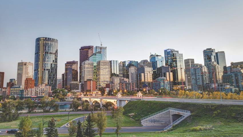 Law Firm - Downtown Calgary