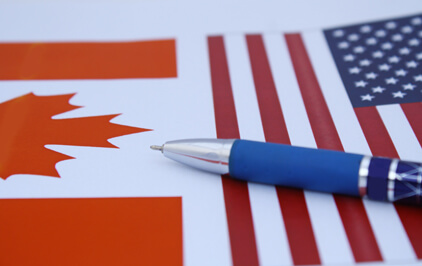 Canada USA Agreements
