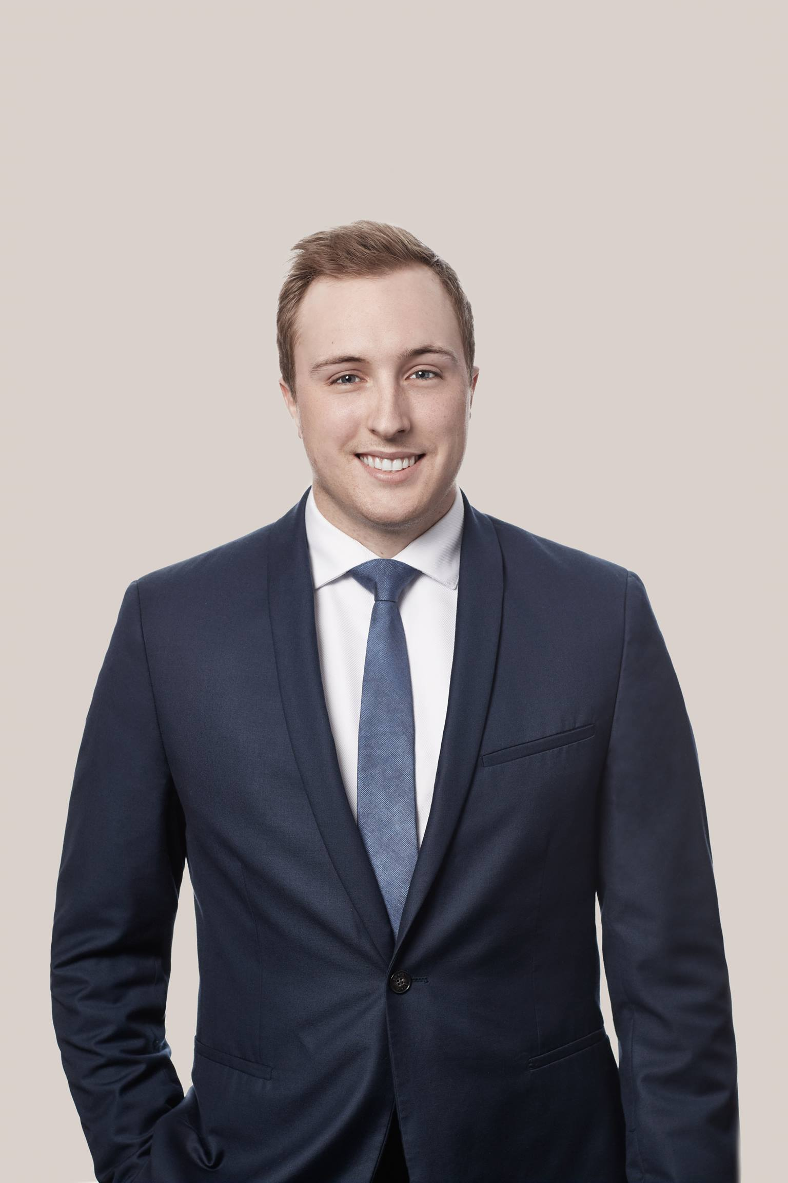 Vincent-Christophe Morin | Summer Law Student in Montréal