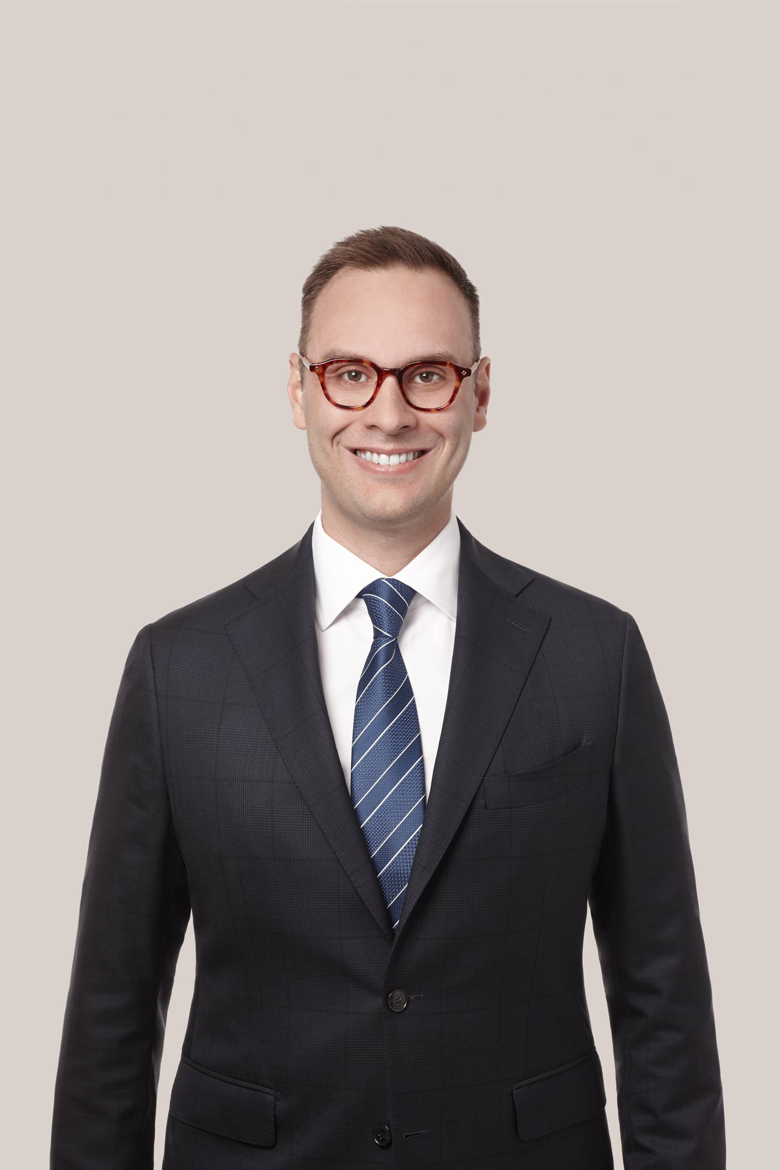 Guillaume Synnott | Corporate/Commercial Lawyer in Montréal