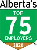 Logo Albert's Top Employers 2020