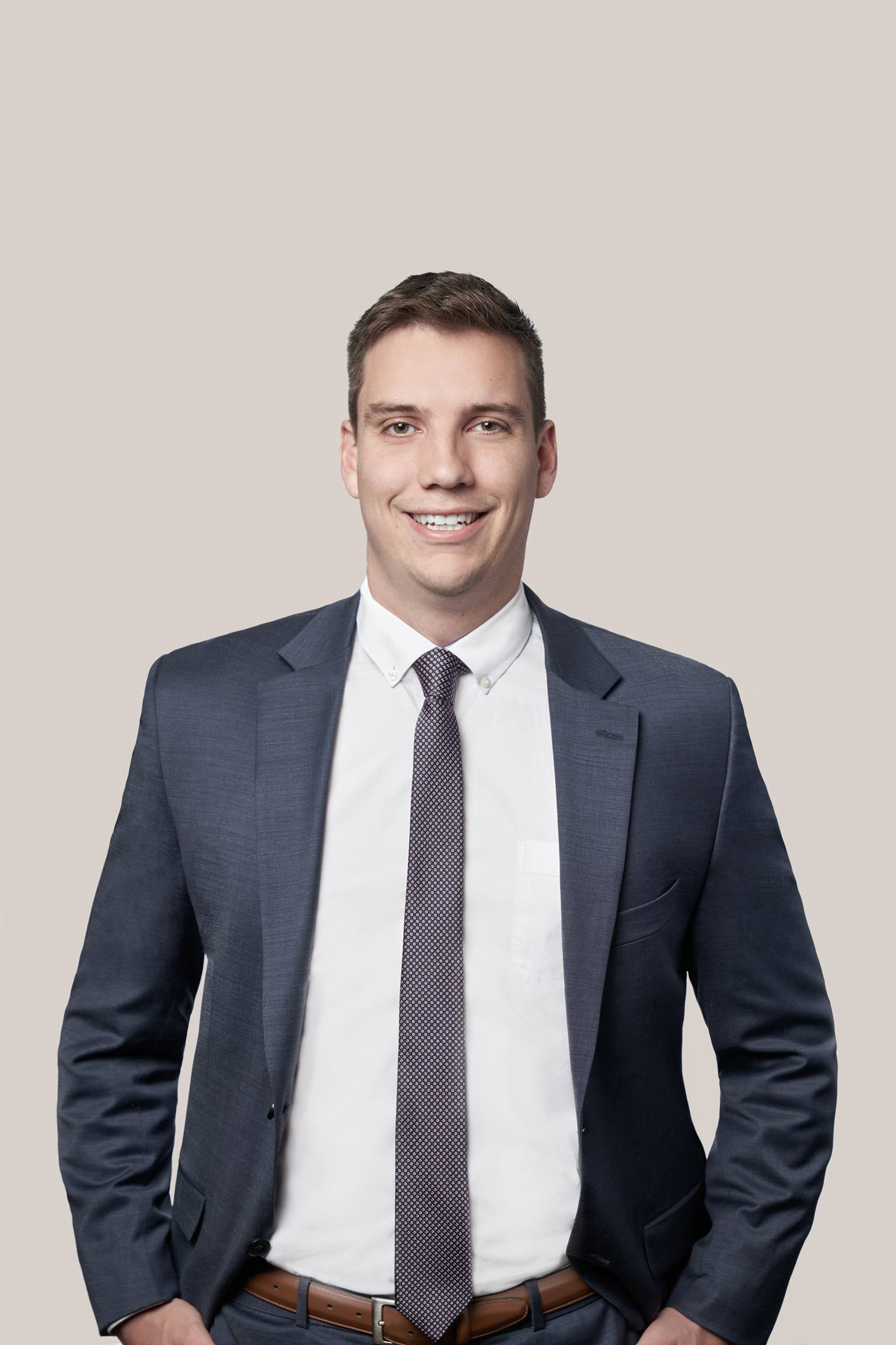 Frédéric St-Jean | Summer Law Student in Québec City