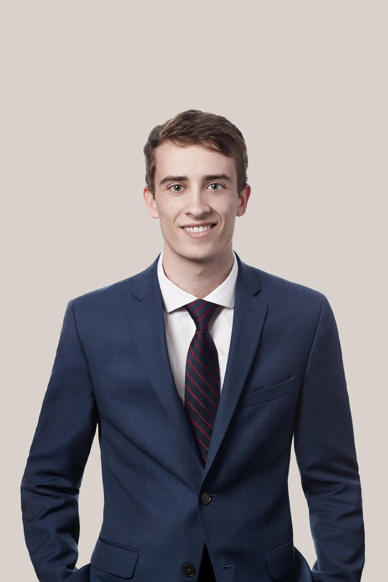 Émile Chamberland | Summer Law Student in Montréal