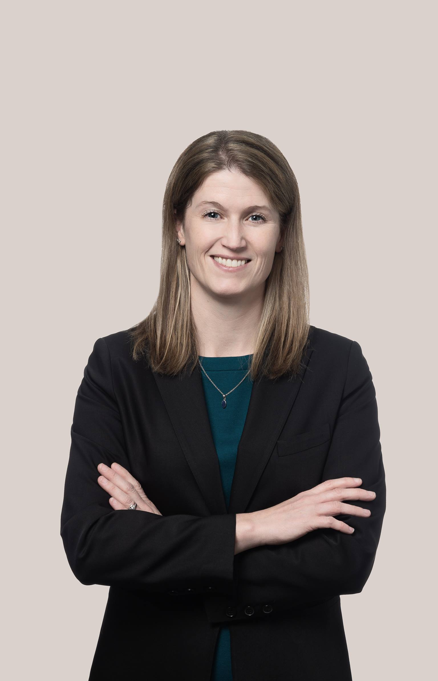 Female Lawyer - Jessica Campbell