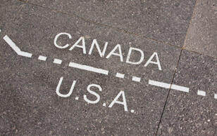 Canadian tax cross border