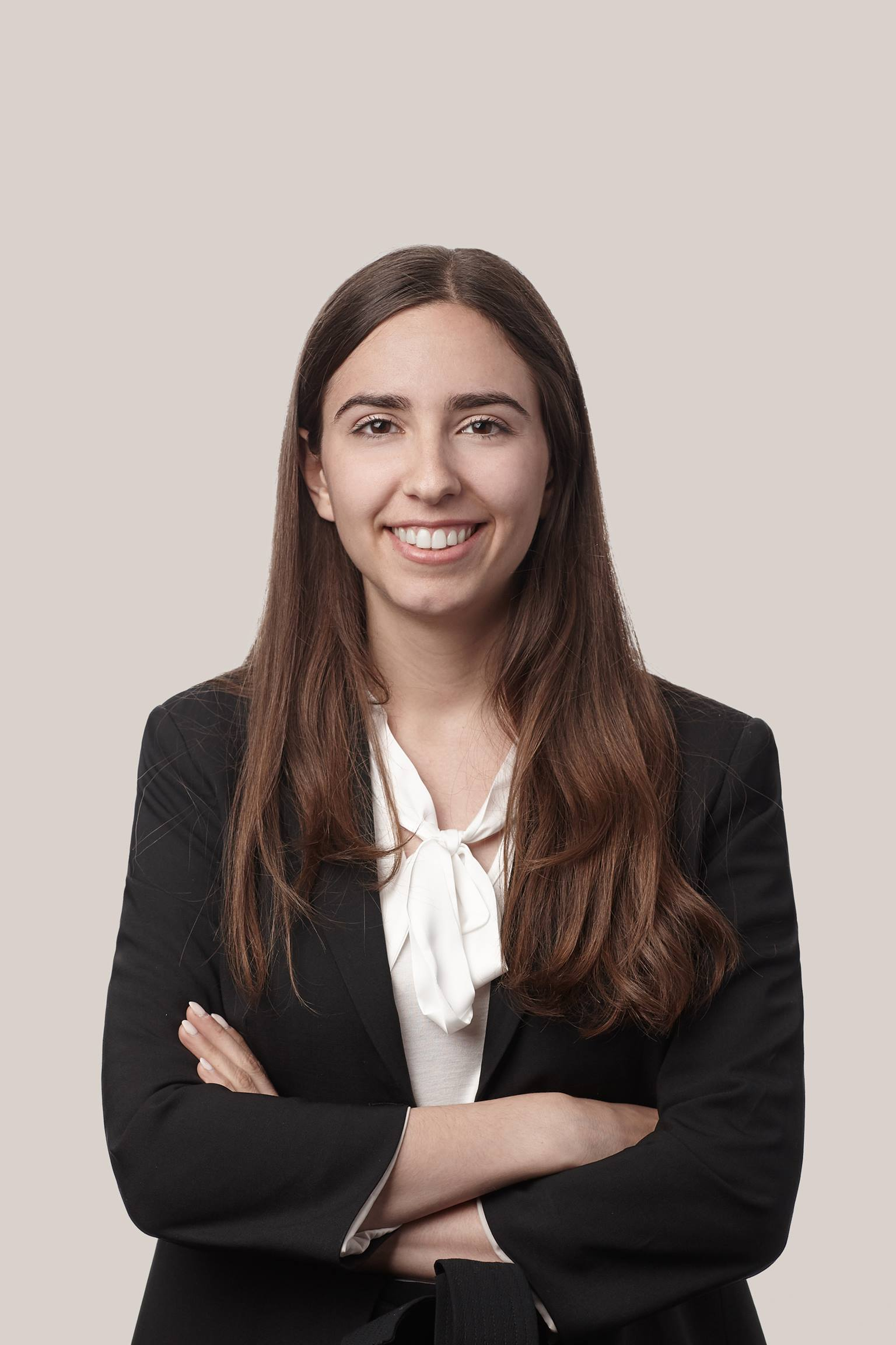 Linda Agaby - Law Student in Montréal
