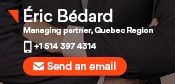 Eric Bedard - Doing Business In Qubec