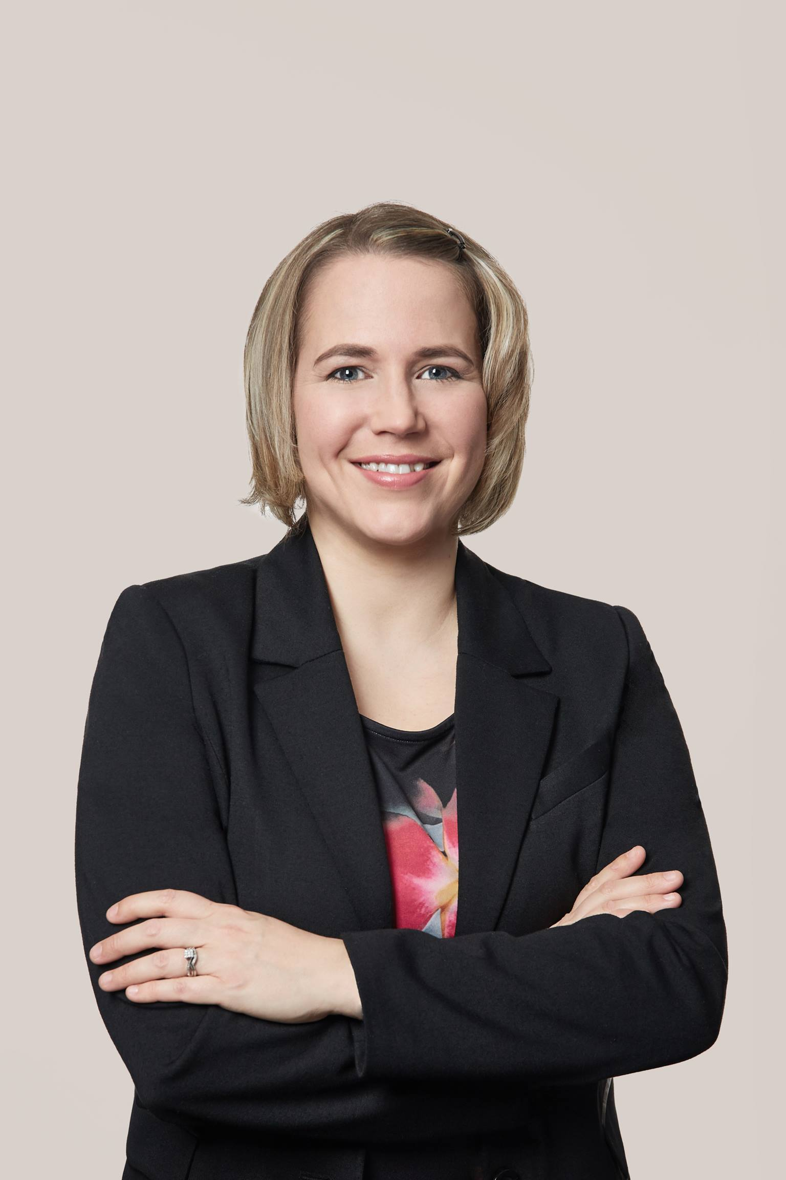 Valérie Brouillette Corporate/Commercial Lawyer in Québec